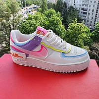 Кроссовки для подростка Nike Air Force One Shadow