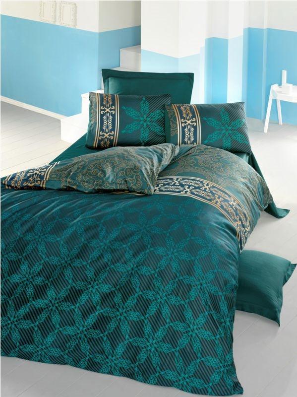 Комплект постельного белья двуспальный Victoria Sateen Alisa 200x220 см (41055_2,0)