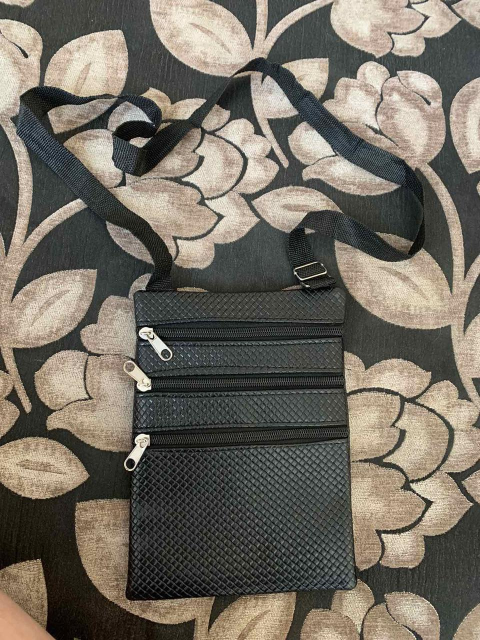 Мужская сумка на плечо, сумка наплічна 21х15см 5201