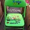 Детский раскладной стульчик металл