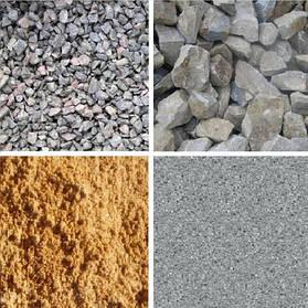 Сыпучие / строительные материалы