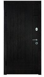 """Входная дверь для улицы """"Портала"""" (Элегант NEW Vinorit) ― модель Лайн"""
