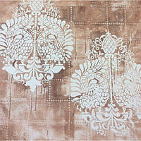 Трафарет INDIAN DAMASK. NOVACOLOR