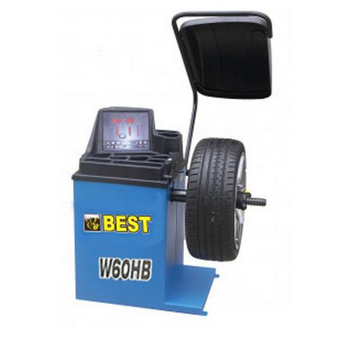 Балансировочный станок 220V Best W60 HB