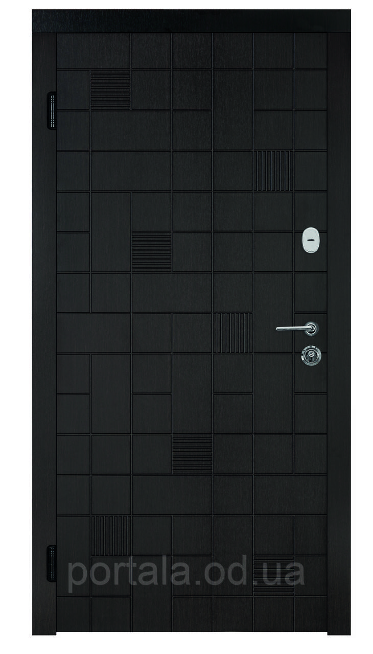 """Входная дверь для улицы """"Портала"""" (Элит Vinorit) ― модель Каскад"""