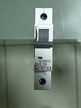 Автоматический выключатель ЕТІ 1п 10а