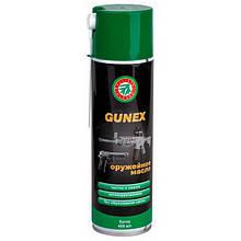 Масло збройне Klever Ballistol Gunex-2000 (400мл), спрей