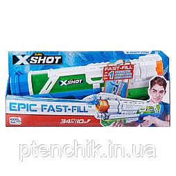 Zuru X-Shot Водный бластер Fast Fill Large
