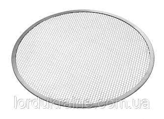 Сітка для піци алюмінієва Hendi 617564 - Ø400 мм