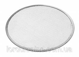 Сітка для піци алюмінієва Hendi 617571 - Ø450 мм
