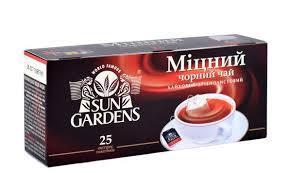 Чай Гарденс ф/п черный