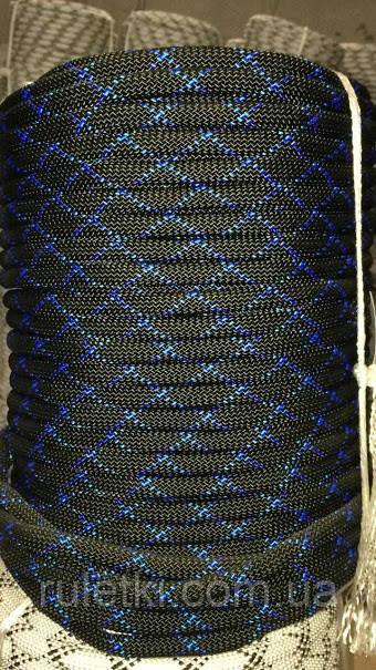 Статический шнур 10 мм  ЕВРО класс Цветная