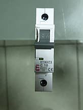 Автоматичний вимикач ЕТІ 2п 32а тип С