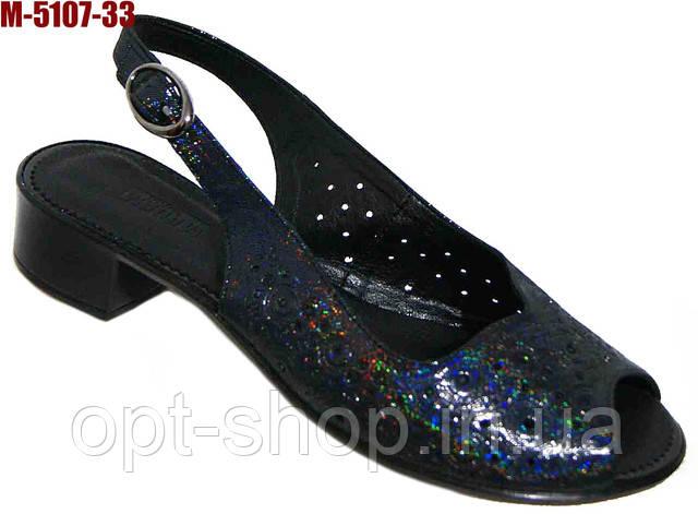 жіноча літнє взуття великих розмірів