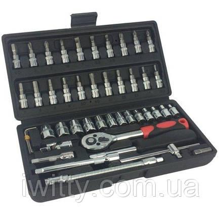 Набор инструментов 46 PIECE TOOL SET, фото 2
