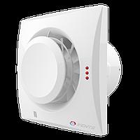Витяжний вентилятор Вентс Квайт-Диск 100, Без додаткових функцій