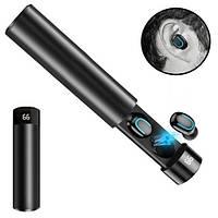 Наушники беспроводные, гарнитура с Power Bank HBQ-67 TWS Bluetooth 5.0 EDR 2005-01214