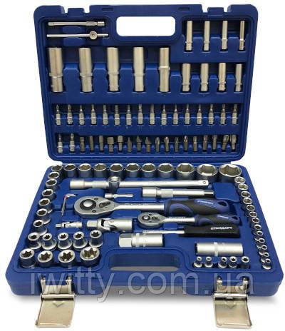 Набор инструментов 108 PIECE TOOL SET, фото 2
