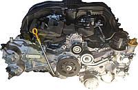 Двигатель Субару Форестер SUBARU FORESTER EJ204, EJ255, FB20, FB25 Легаси LEGACY EJ206 EJ253, EZ30, Импреза