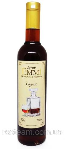 """Сироп Коньяк """"Emmi"""", 0,7л (900 гр)"""