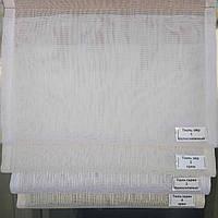 Римские шторы модель Соло ткань Тюль Эйр, Скрин
