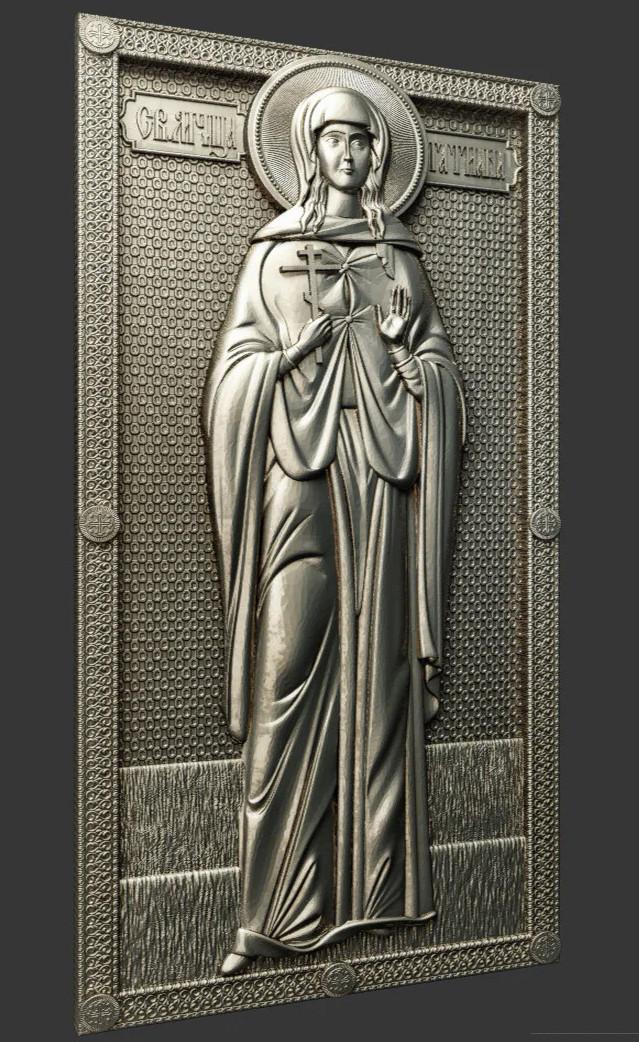 Ікона Святая Татьяна