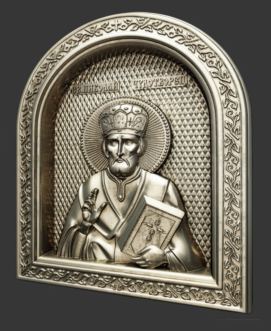 Ікона  святого Николая