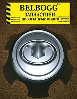 Колпак колеса на ступицу эмблема нового образца матовый Great Wall Hover, Грейт Вол Ховер