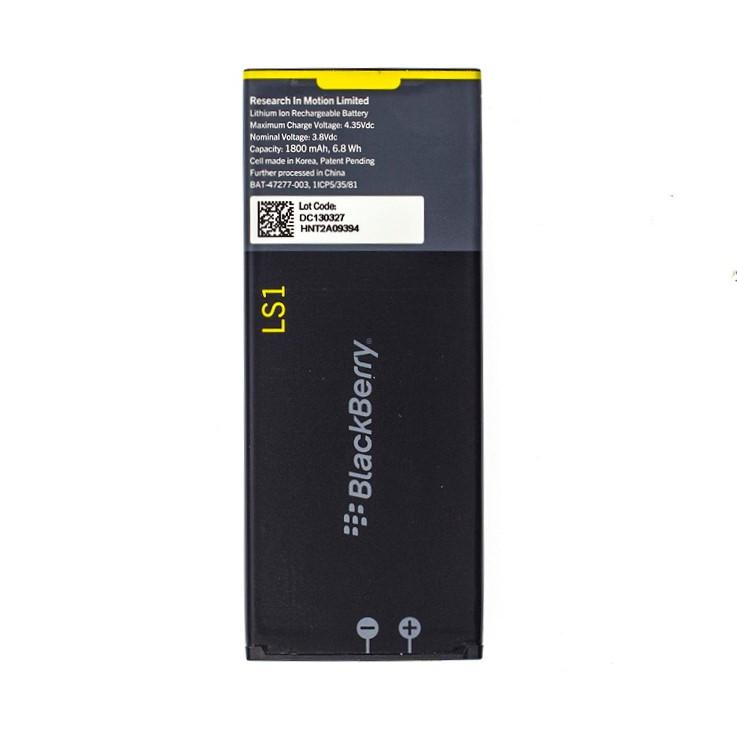 Аккумулятор LS1 для BlackBerry Z10 1800 mAh (03701)