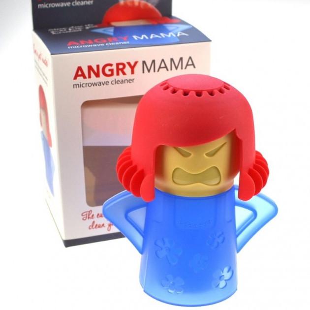 Очиститель микроволновки Angry Mama Top Trends пароочиститель