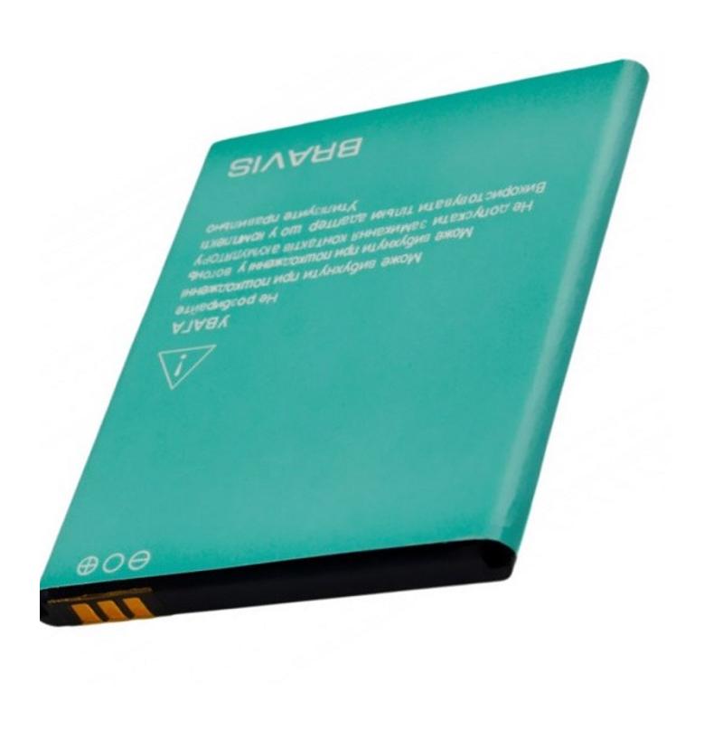 Аккумулятор Bravis BIZ 1400 mAh (01939)