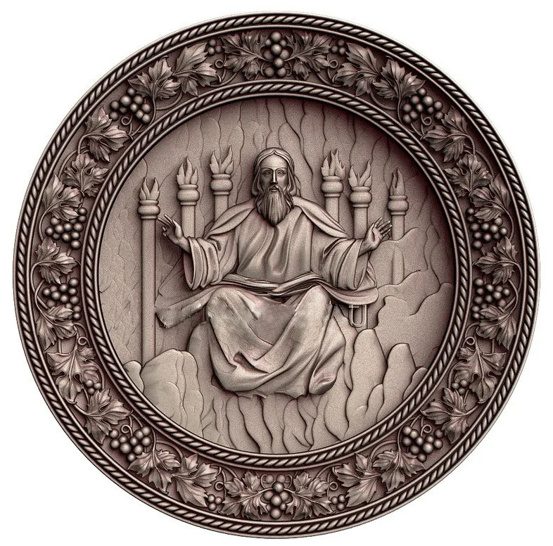 Ікона Господь