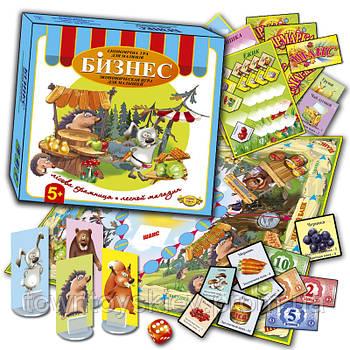 """Игра """"Бизнес. Лесной магазин"""" MKB0108"""
