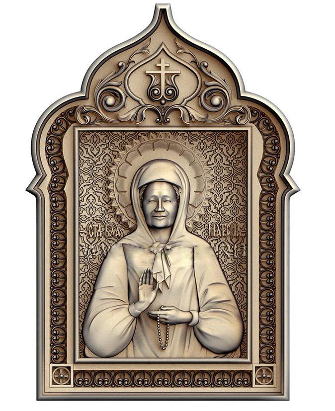 Ікона Св. Матрона
