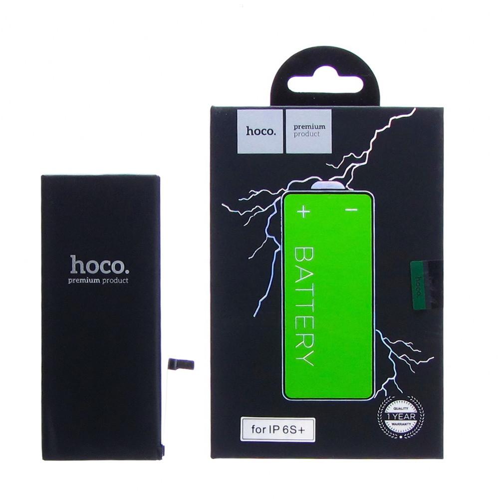 Аккумулятор Hoco для Apple iPhone 6s Plus 2750 mAh Черный (18429)