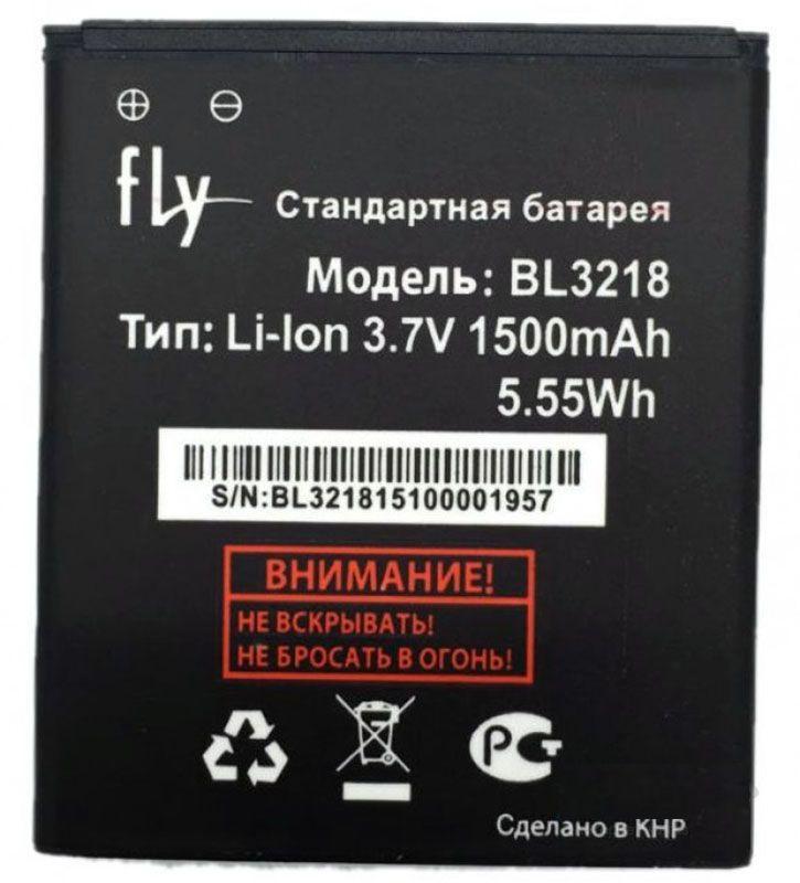 Батарея Fly BL3218 Fly IQ400w ERA Windows 1500 мА*ч