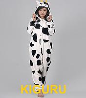 Костюм кигуруми пижама корова a84a0b0a95cba
