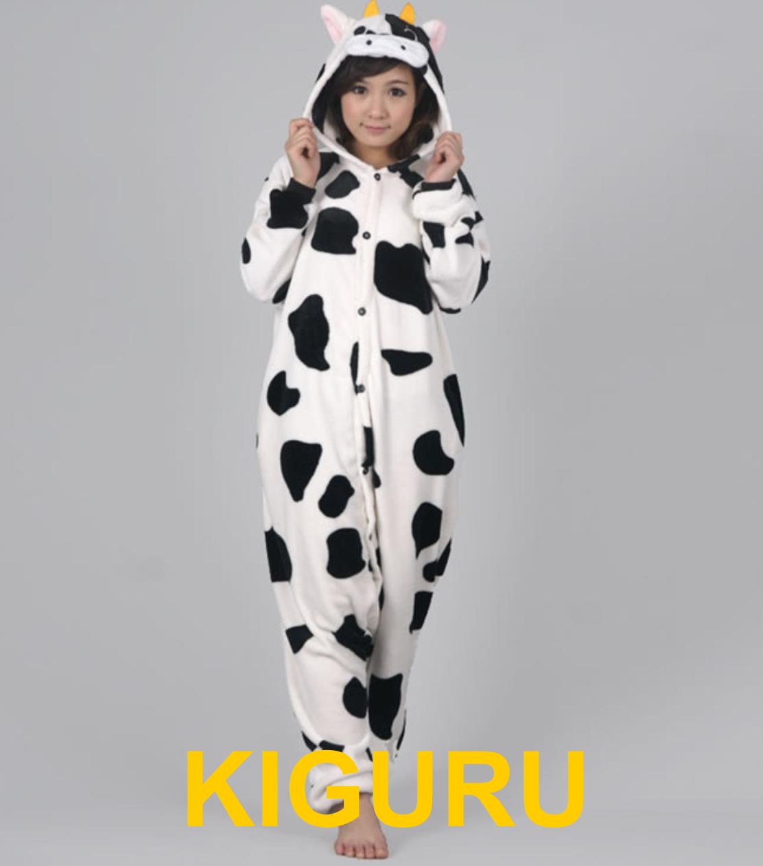 Костюм кигуруми пижама корова - KIGURU в Киеве