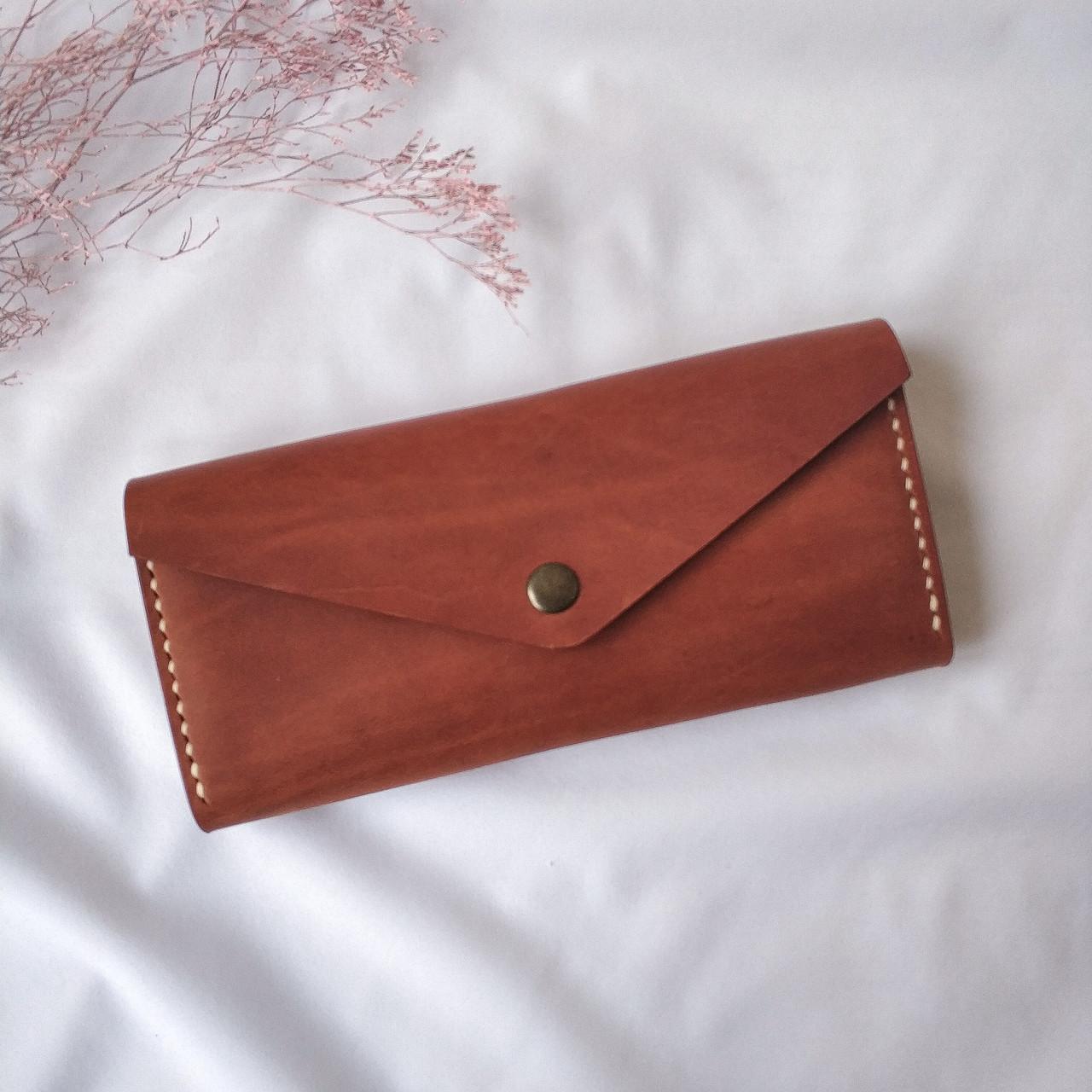Женский кожаный кошелек Stedley Классик 2