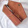 Женский кожаный кошелек Stedley Классик 2, фото 2