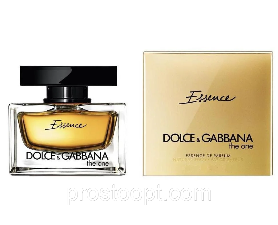 Женская парфюмированная вода Dolce & Gabbana The One Essence 75 мл