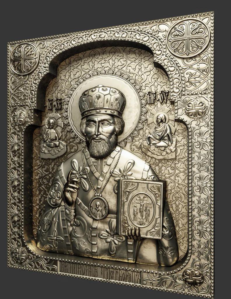 Ікона  Святой Николай