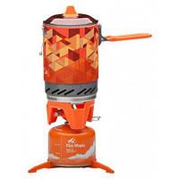 Комбінована система для приготування їжі Fire-Maple FMS-X2 Помаранчевий