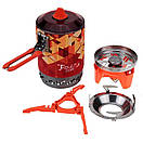 Комбинированная система для приготовления пищи Fire-Maple FMS-X2 Оранжевый, фото 9
