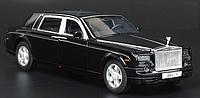 Машинка Rolls Royce Phantom (1:32) Черный, фото 1