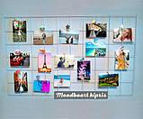 Мудборд/доска для заметок/moodboard  100*80см, фото 2