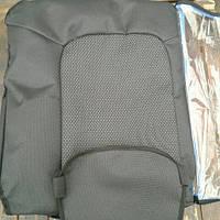 Майки (чехлы / накидки) на сиденья (автоткань) Chery qq (s11) (чери кью кью 2003+)