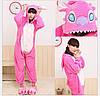 Кигуруми пижама розовый ститч, фото 2