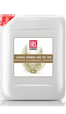 Масло пищевое компрессорное ЛУКОЙЛ Стабио VAC FG 100