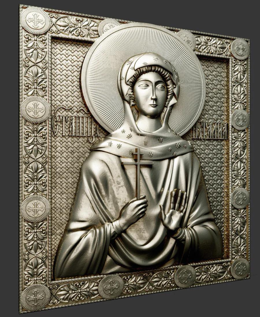 Ікона Святая Наталья